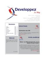 Couverture magazine octobre - novembre 2014