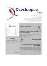Couverture magazine f�vrier - mars 2015