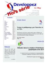 Couverture magazine Hors série rentrée septembre 2011